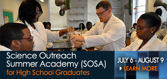 Science Outreach Summer Academy