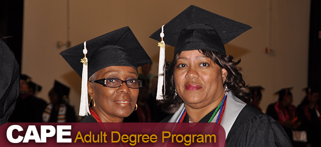 CAPE Adult Degree Program