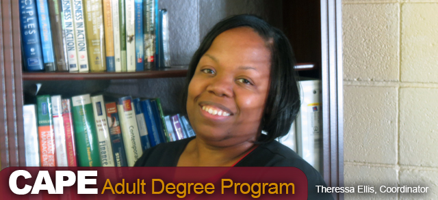 Fayetteville CAPE - Adult Degree Program
