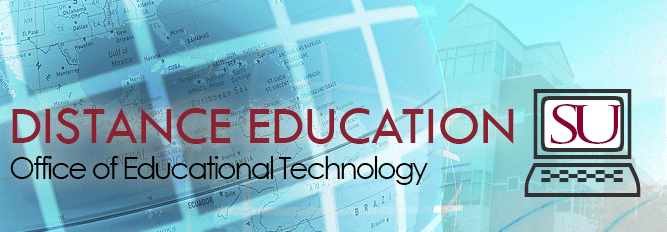 Distance Education Website