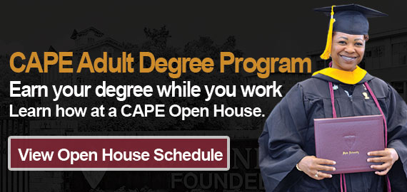CAPE Open House