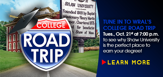WRAL College Road Trip