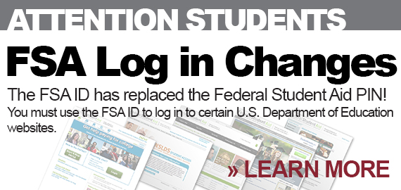 FSA Login Changes