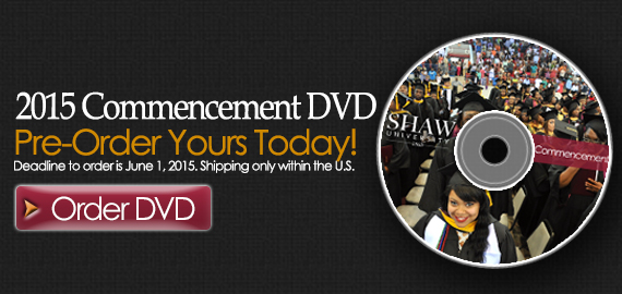 Commencement DVD