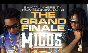 Homecoming Concert Grand Finale
