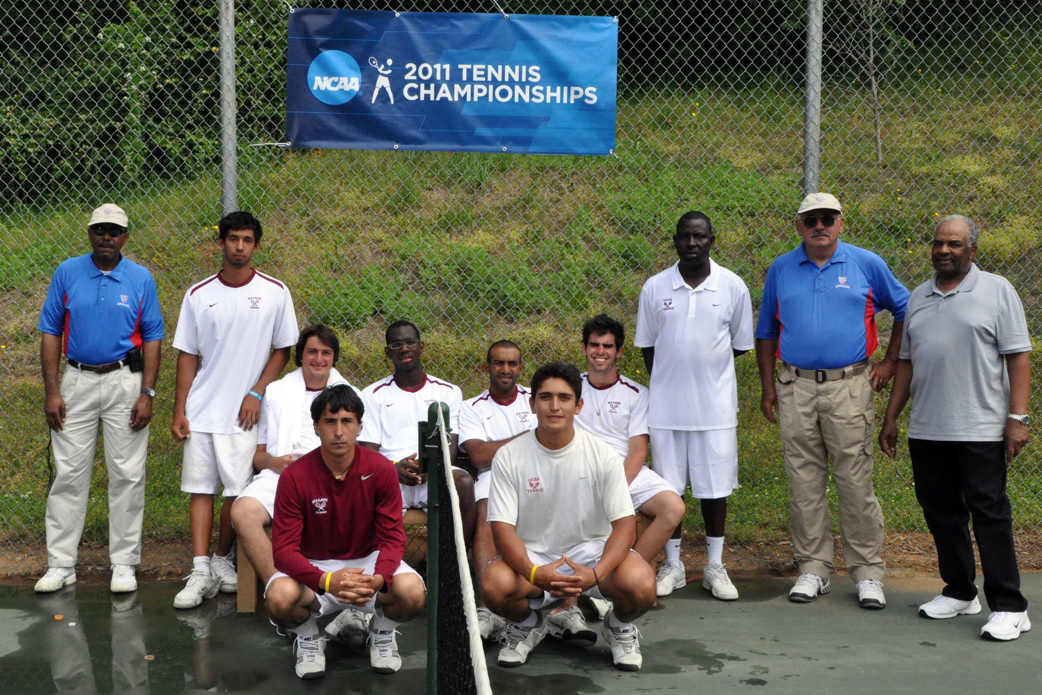 Men's Tennis - Rocky Mtn Regional