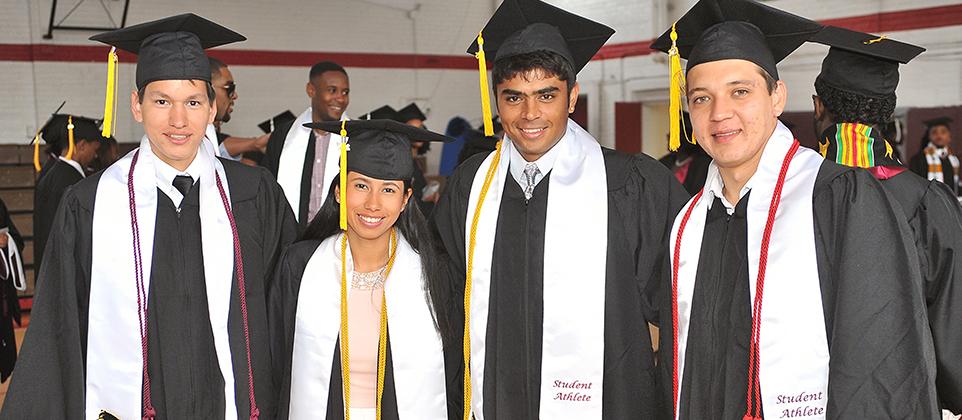 Shaw Graduates