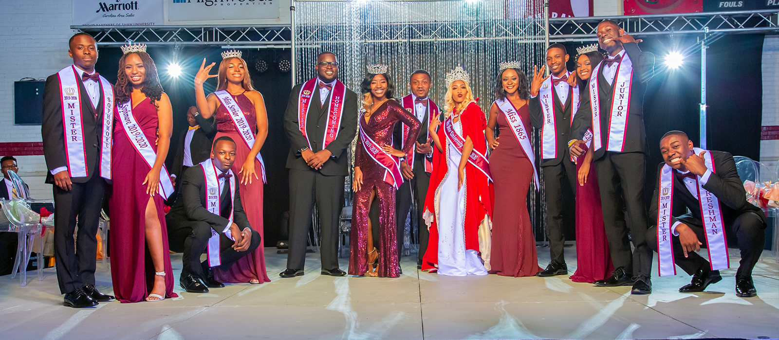 Shaw University Royal Court